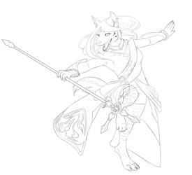 Sketch - Anbessa