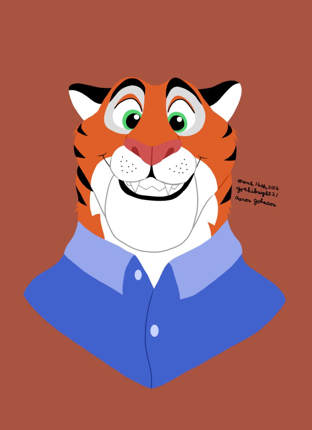 Bengal Tiger (Disney)