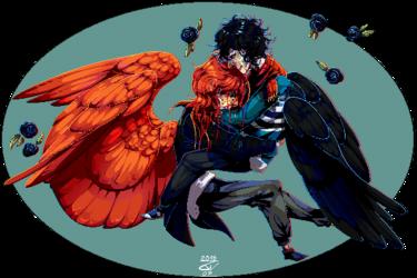 Devil's Birds