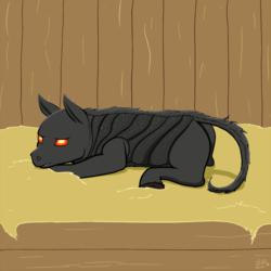 Nightmare Horse