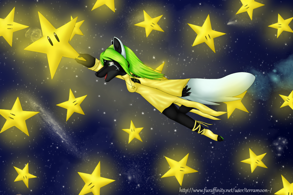 [Contest Entry] Chasing Stars