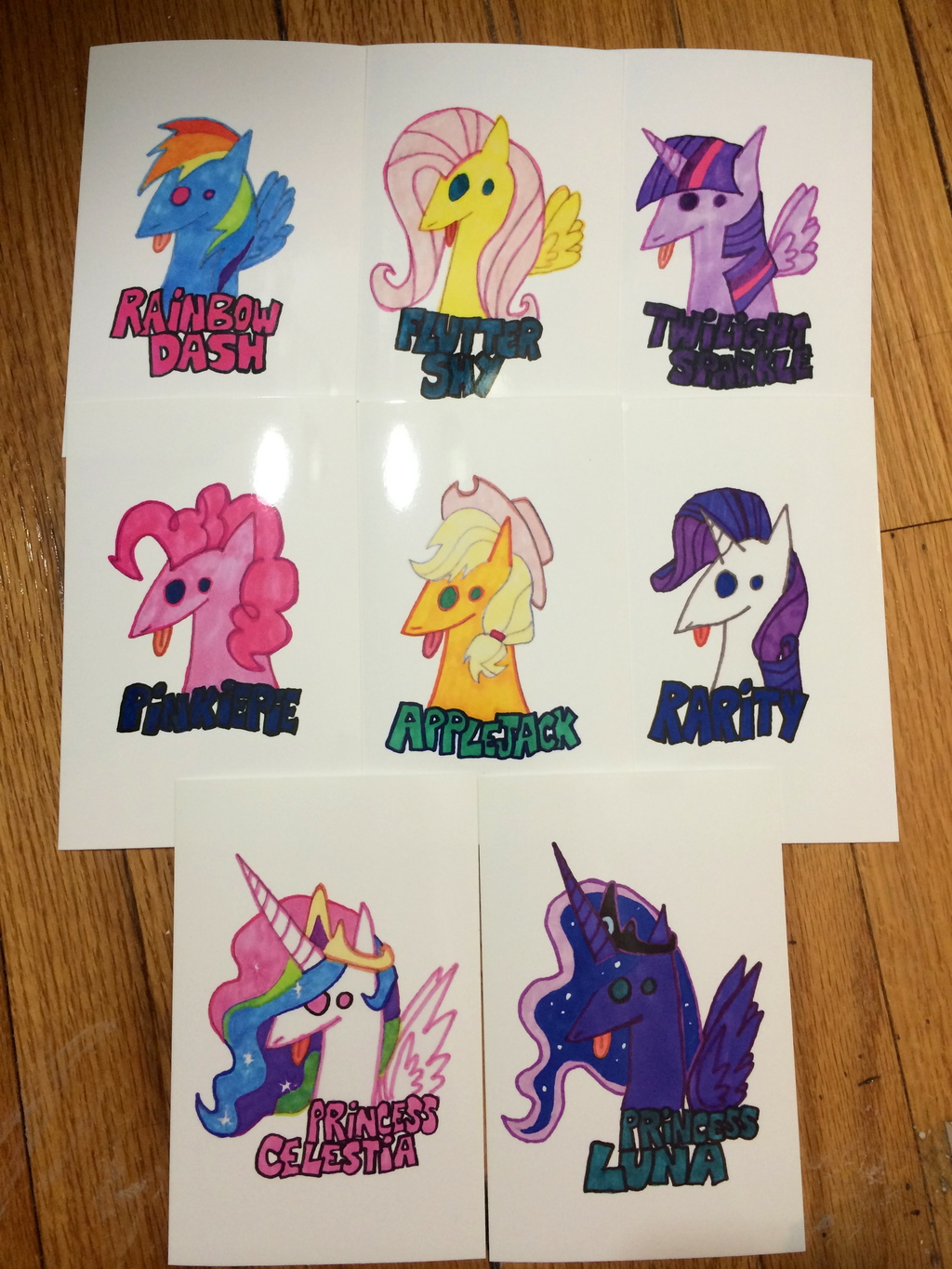 MLP Derp Badges