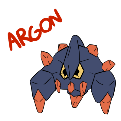 Most recent image: Argon