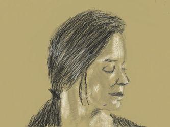 Art Academy: Woman in Profile