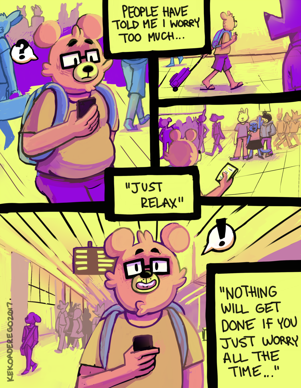 Most recent image: Personal Comic Pg 01