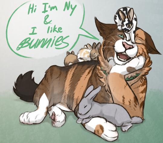 Most recent image: rabbit addiction