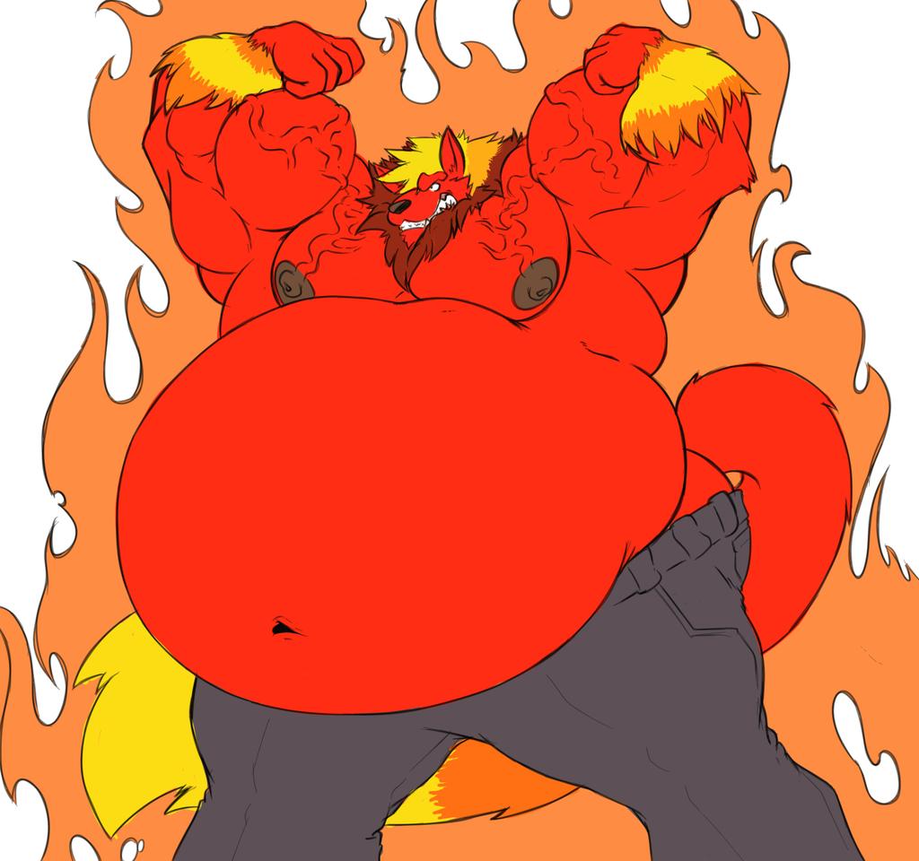 Angry Big Bad Beast