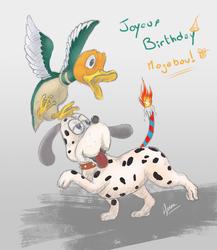 Mogabou Birthday Gift
