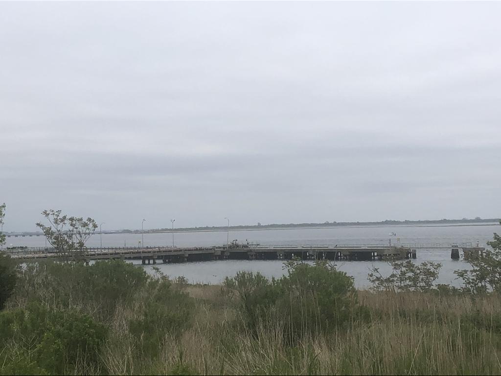 Most recent image: Empty Pier