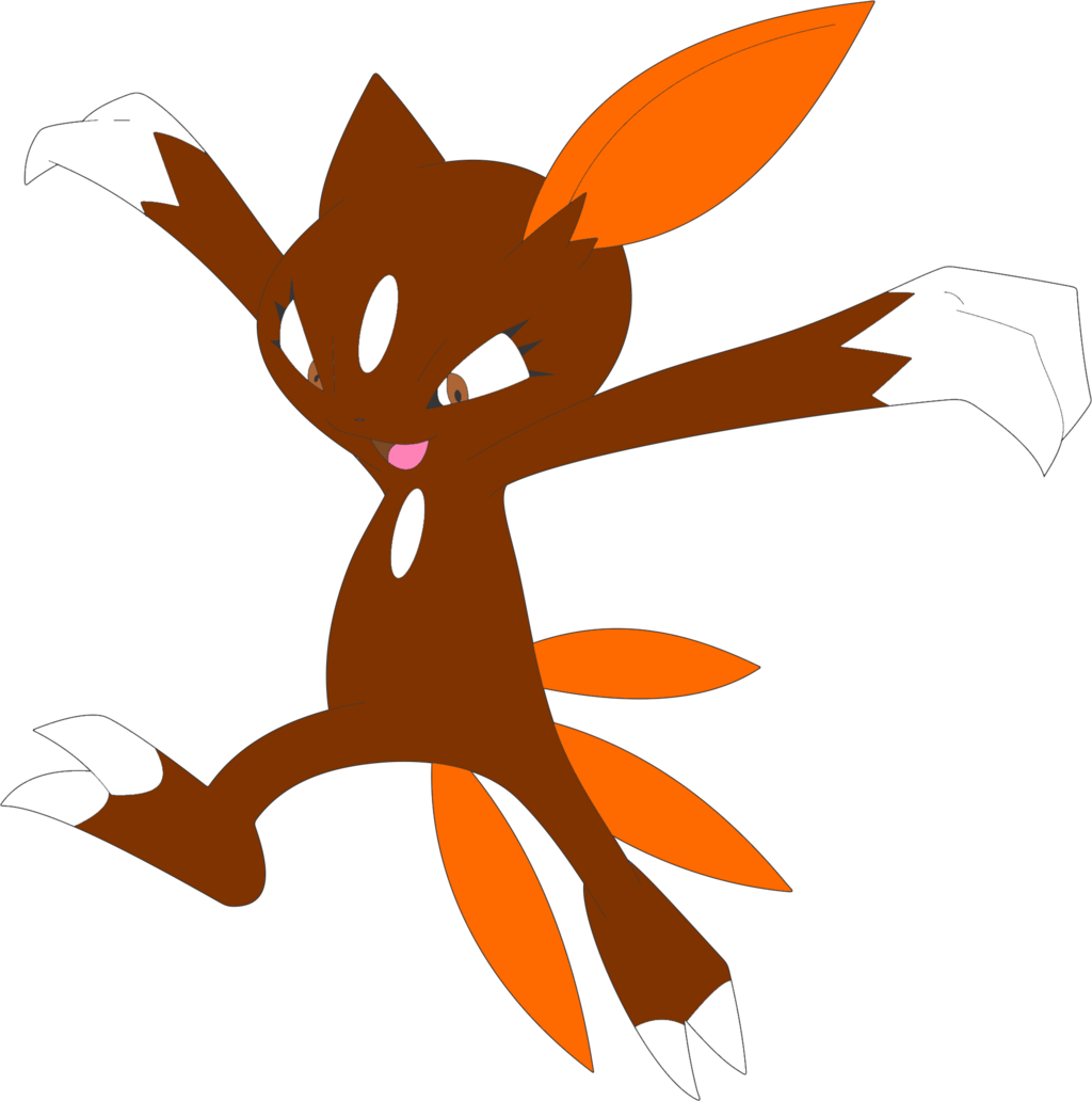 Edward The Sneasel