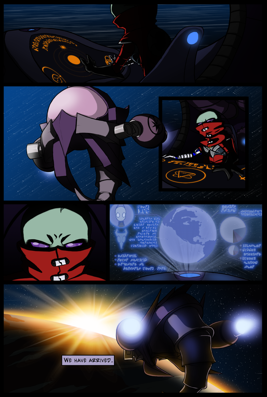Duality Chapter 1 - Page 7