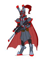 Armored Rabbit Sniper