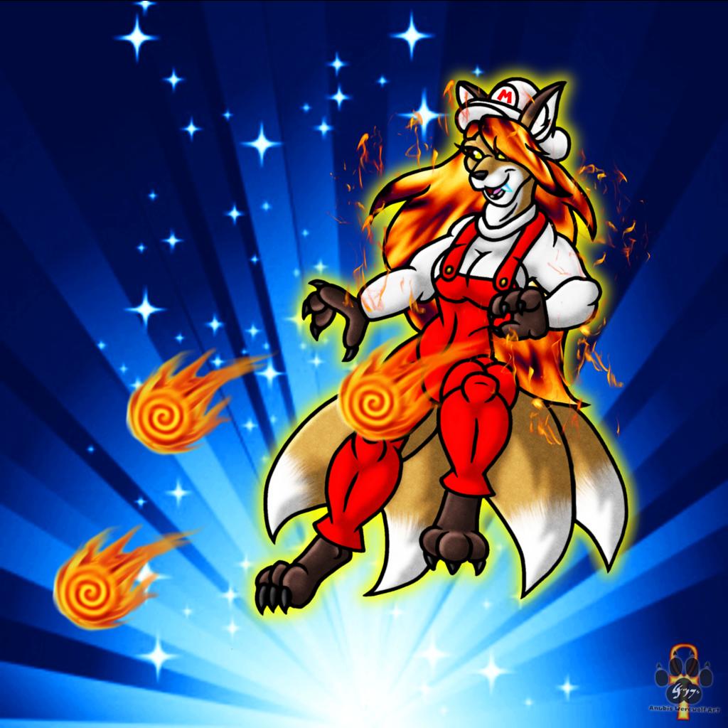 Foxfire Balls