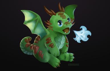 Dragon Puff