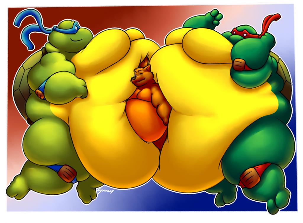 [c] Turtle Tummy Tag-Team
