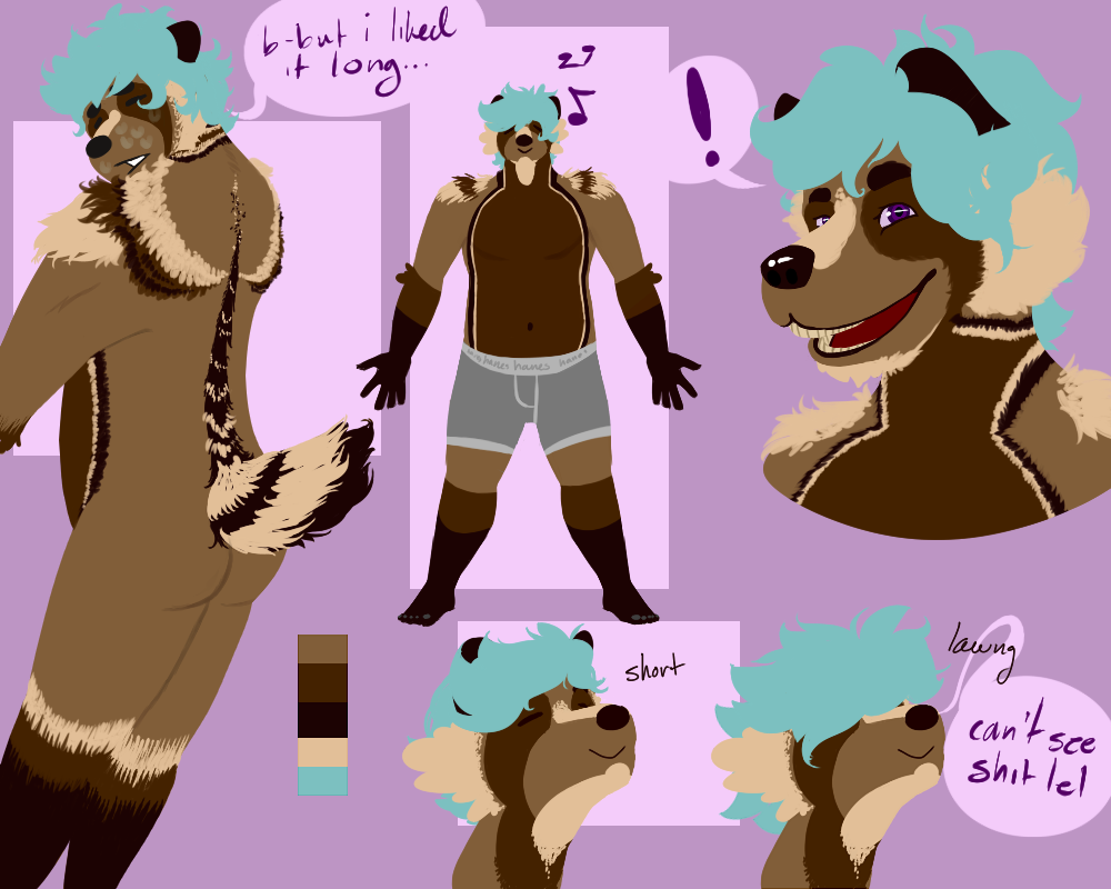 Final post of today's dump, Greg's new ref!