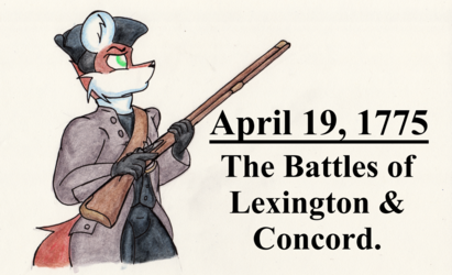 This Day in History: April 19, 1775