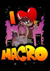 Drachetto badge by Flacko