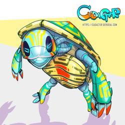 Cudacter Turtle