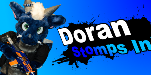 NOT MY ART: Smash Doran by Azakir