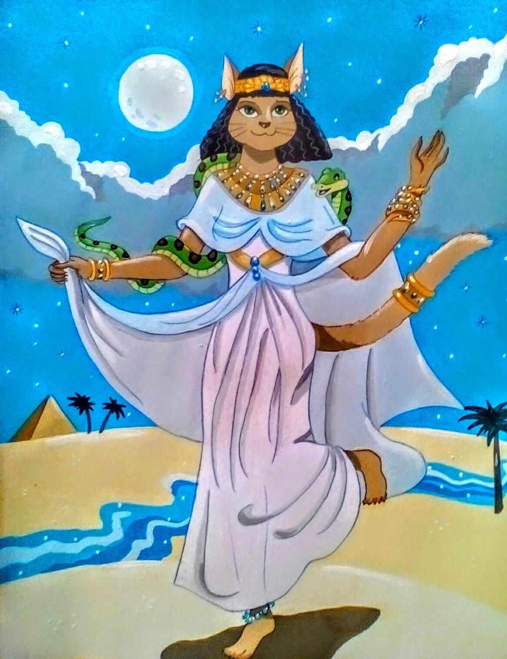 Egyptian Dancer