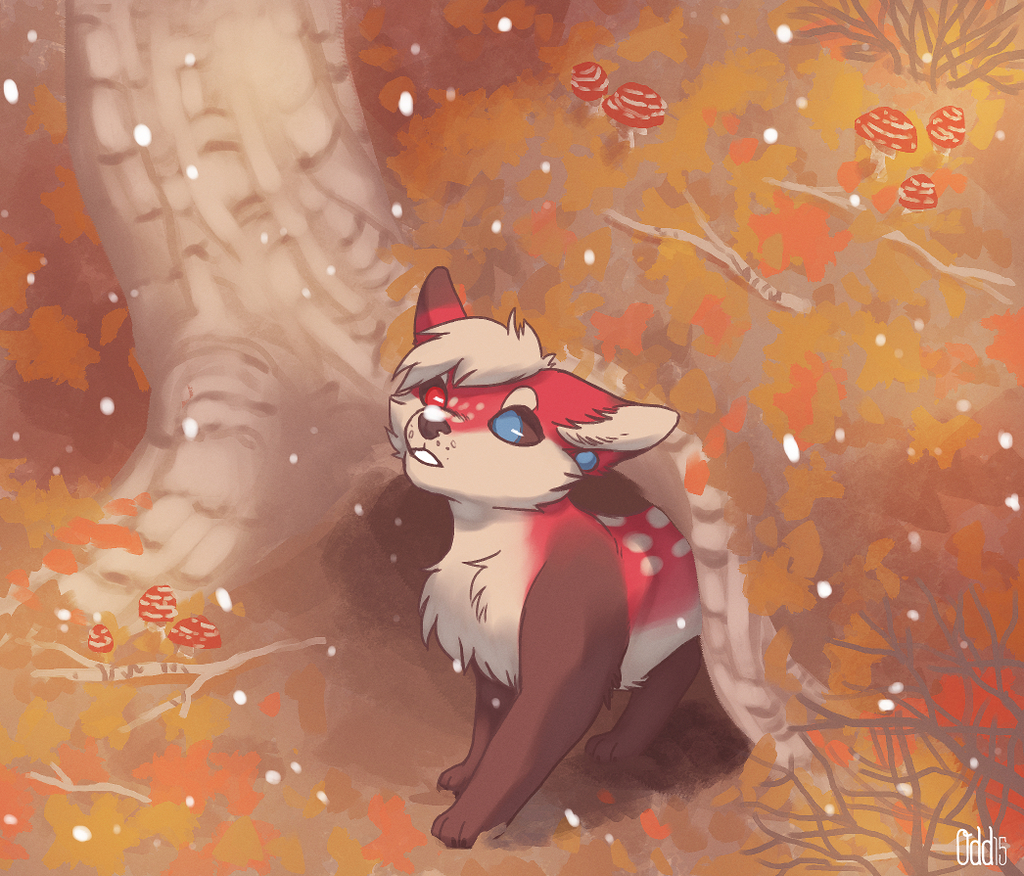 [commission] First Snow