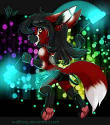 Chibi Foxi