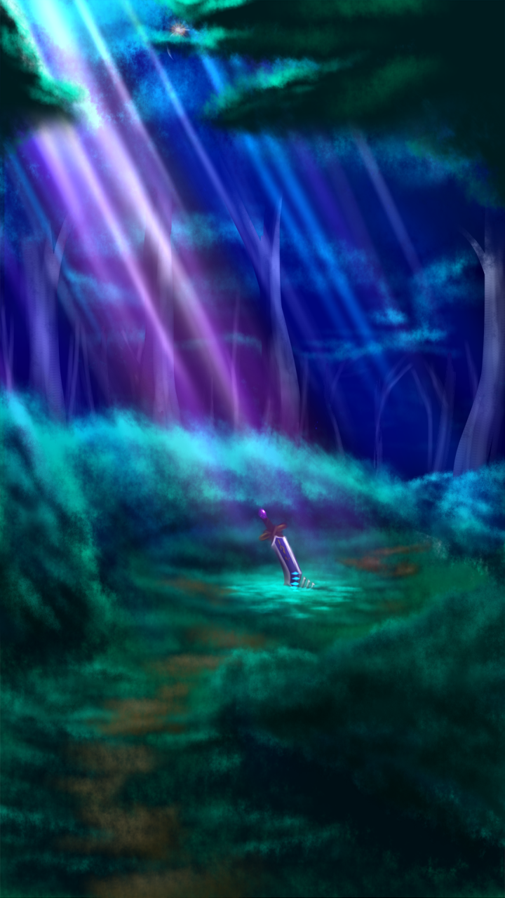 The Glade [Dust: An Elysian Tail fanart]