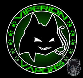 Viperion Vapors Business Logo