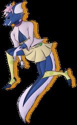 Kaida the Dragonborn