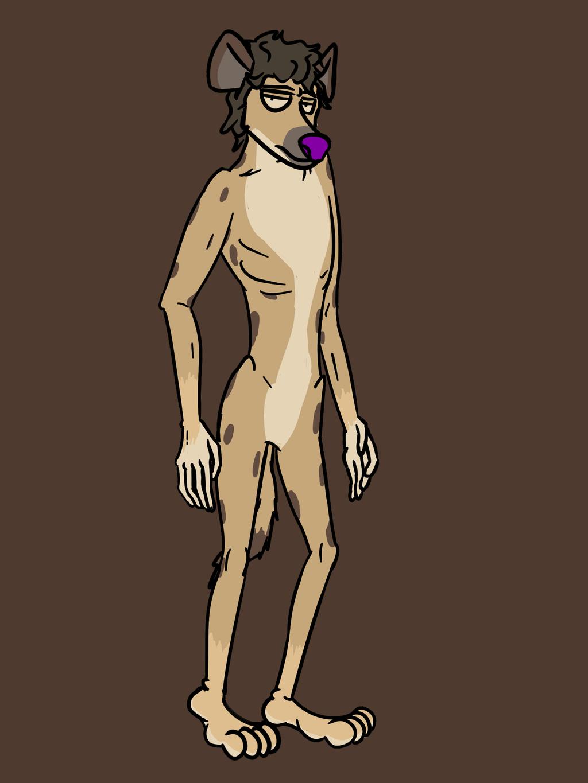 Weird anatomy thing I did a while ago