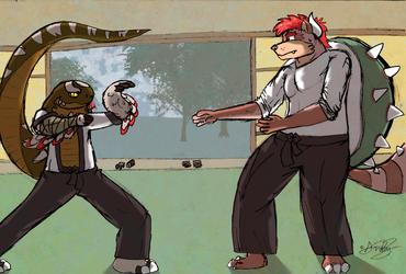 (Friendly) Fight!