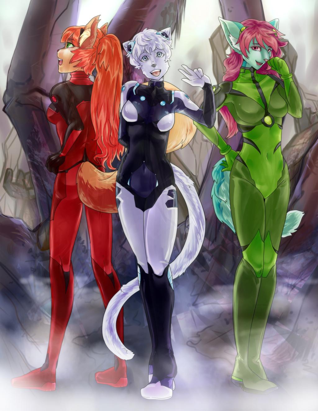 Most recent image: Furry Genesis Evangelion by AppendageChild