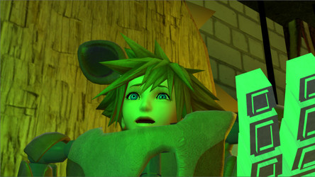 SFM FNAF Sora to Foxy Transformation Page 3