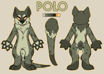 Polo Fursuit Ref
