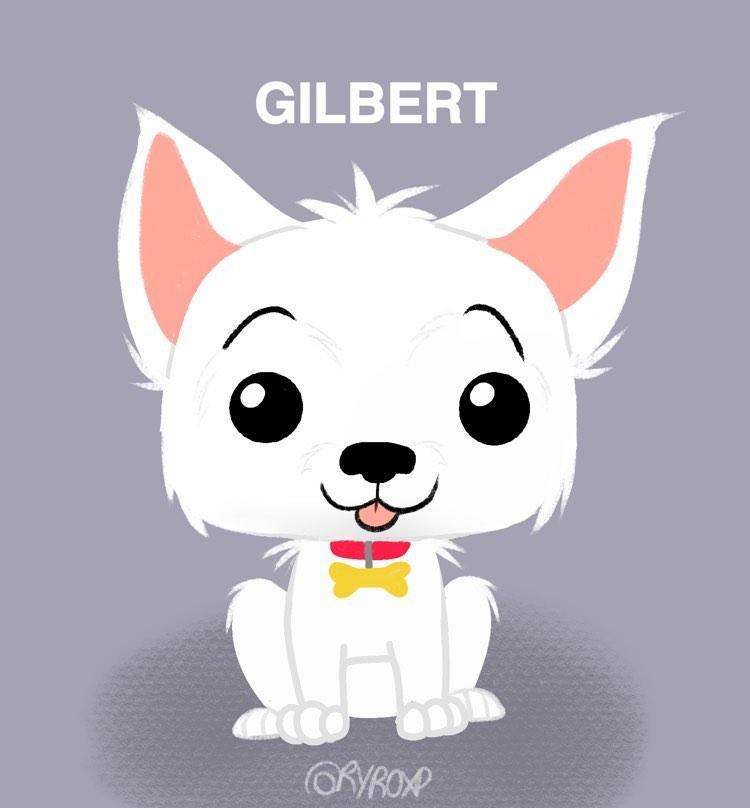 Funko pop Gilbert