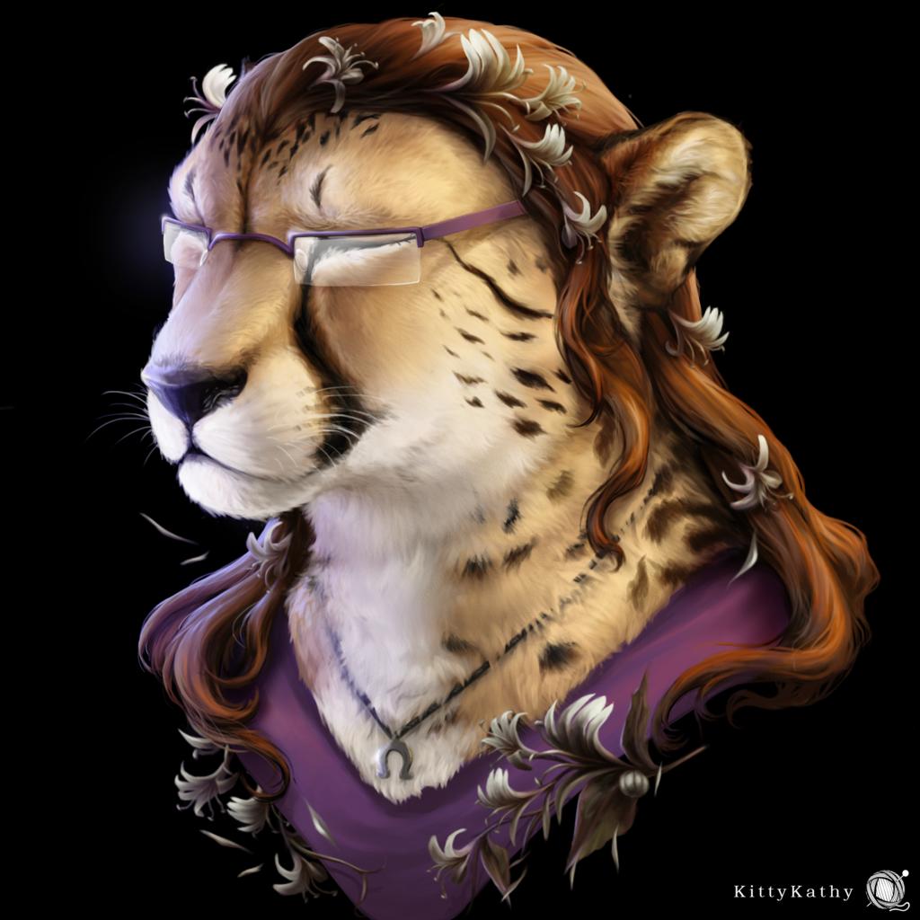 Most recent image: Lonicera (Shetani portrait)