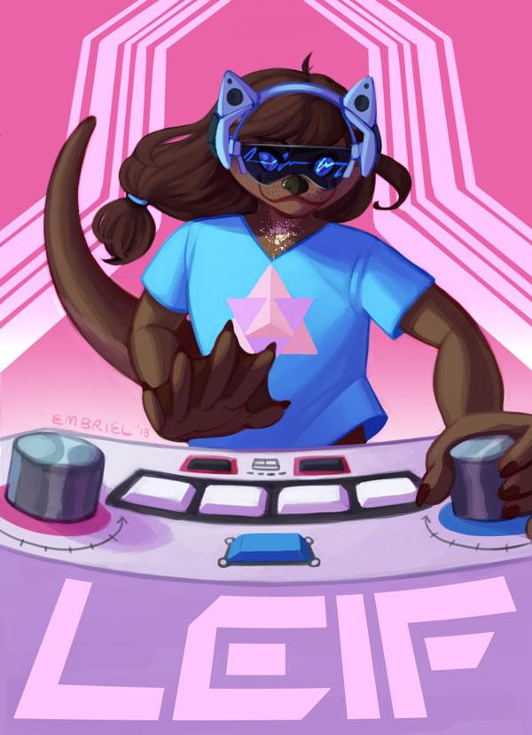 Rhythm Game DJ