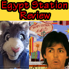 Peter the cat reviews Egypt Station