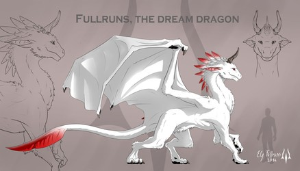 Fullruns, the dream dragon (old)