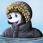 [commission] dog icon