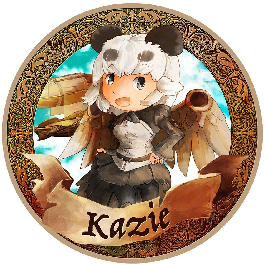 EF24 Badge - Kazie