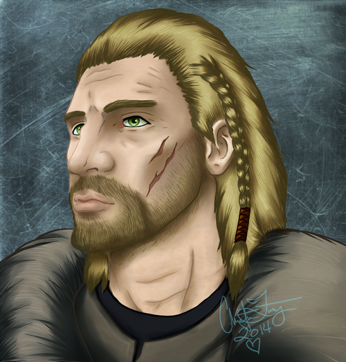 Featured image: Ulfric Stormcloak