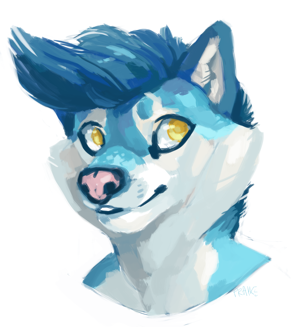 Headshot for Flukey