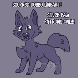{PA} Scurred Doggo Base