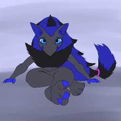 Leon Gift! (Blue Vers)