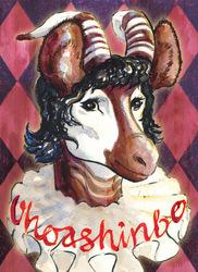 Ohoashinbo portrait