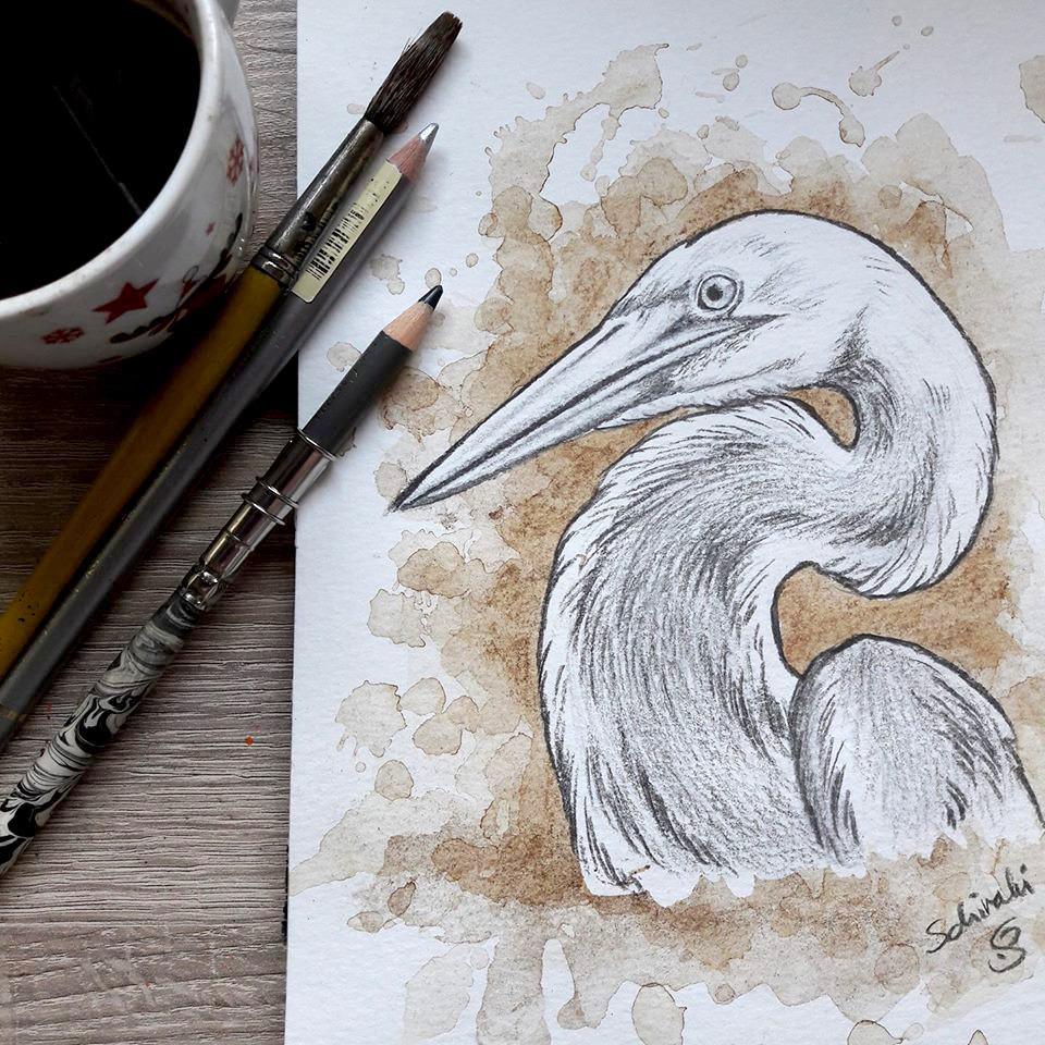 coffee crane