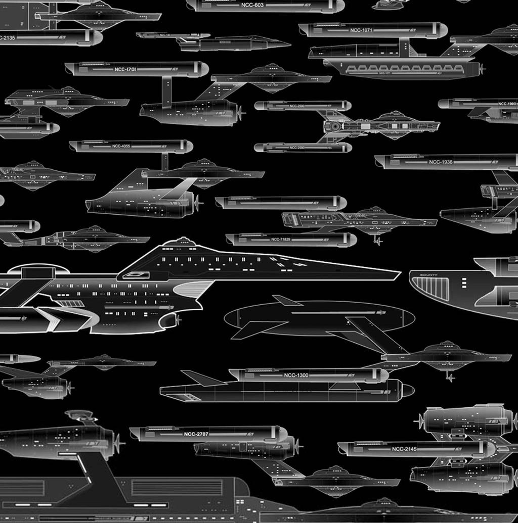 Starship Design - Wallpaper