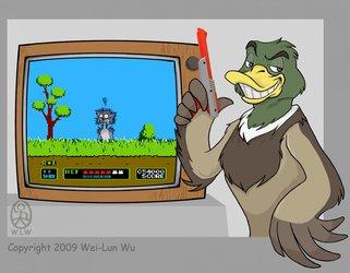 Webber Duck Hunt - by NeoCanis